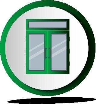 ventana icono